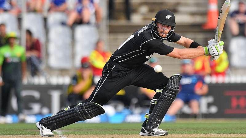 New Zealand vs Pakistan 2nd ODI: Martin Guptill's blitz powers Kiwis past Pak in rain-hit ODI