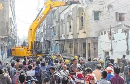 Indore: HC stays Machhi Bazaar demolition drive