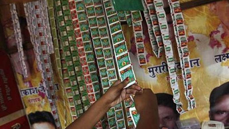 Maharashtra bans sale of tobacco at shops selling FMCG items