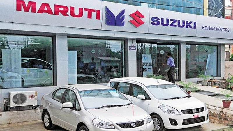 Maruti Suzuki Q3 net profit falls 17% at Rs 1,489 cr
