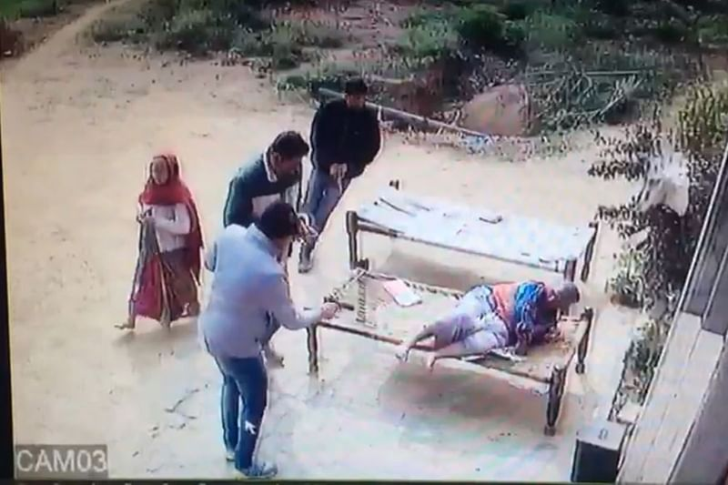 UP: Mother, son shot dead in broad daylight in Meerut, shocking incident caught on CCTV