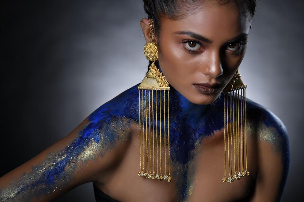 LFW S|R 2018:Designer Radhika Jain brings magnificent jewellery collection 'ADI-SHAKTI' for women