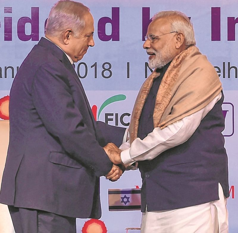 India-Israel partnership: Scalable, logical and inevitable