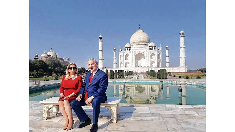 India needs to ally with The strong: Netanyahu