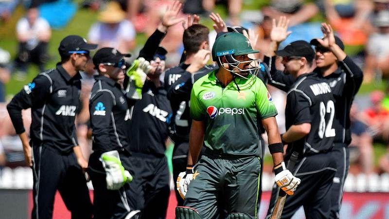 New Zealand vs Pakistan 5th ODI: BlackCaps complete series whitewash over visitors