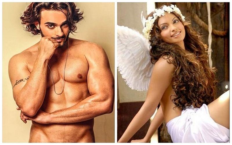 Angad Hasija to Shama Sikander: TV celebs who bared it all for photoshoots; see bold pics