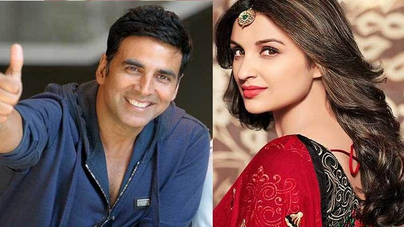 'Kesari' perfect film to work with Akshay, says Parineeti Chopra