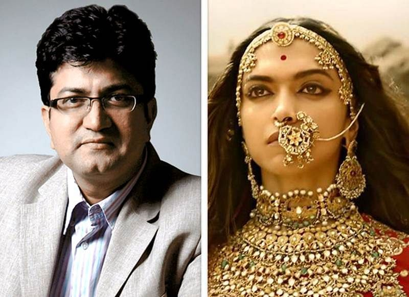 Padmavati row: CBFC Chief Prasoon Joshi clarifies on title change to 'Padmavat' and censor cuts