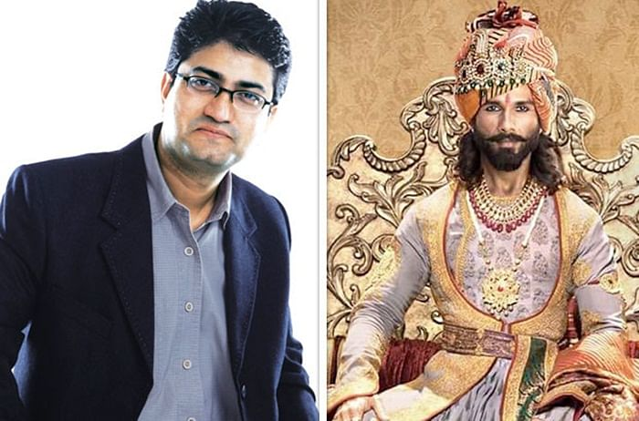 Padmavati row: Prasoon Joshi flails advisory committee for their protests against Padmavati certification