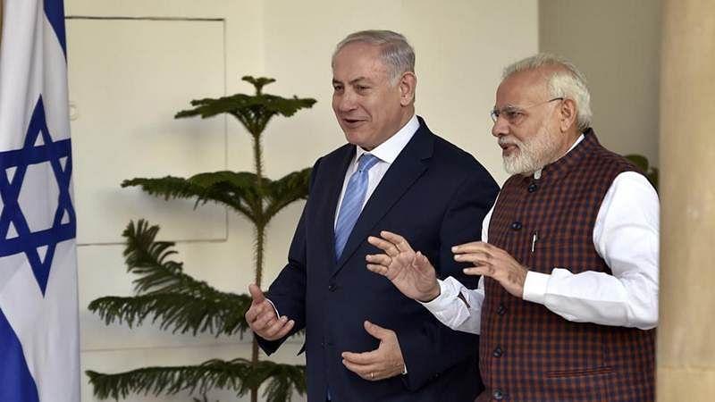 PM Narendra Modi, Benjamin Netanyahu in Gujarat today, tight security for roadshow