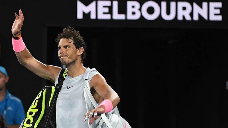 Australian Open 2018: World No 1 Rafael Nadal retires hurt, Marin Cilic into semi-final