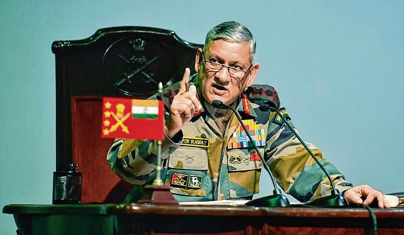 Time has not come for any rethink on AFSPA: Army Chief Gen Rawat