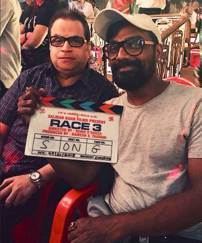 'Race 3' makers add pole dance in film