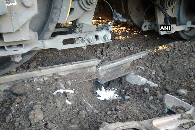 Maharashtra: Track fracture hits rail traffic