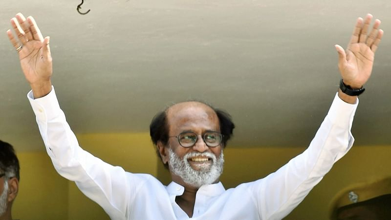 Miracle that AIADMK government survived: Rajinikanth