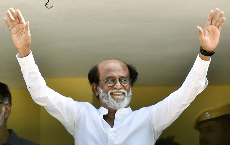Nothing impossible for 'Rajini Can't'