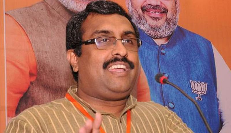 Opposition can daydream till May 23: BJP general secretary Ram Madhav on exit polls