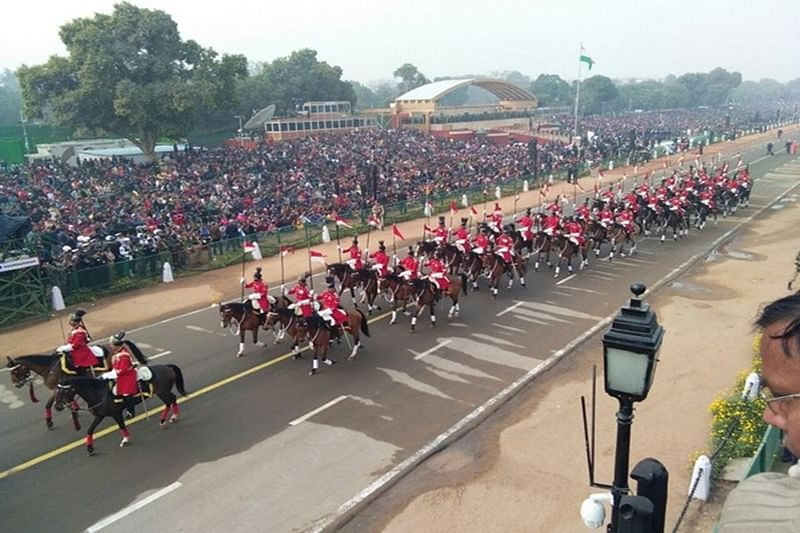 Republic Day 2018: Watch Live telecast of 69th Republic Day Parade
