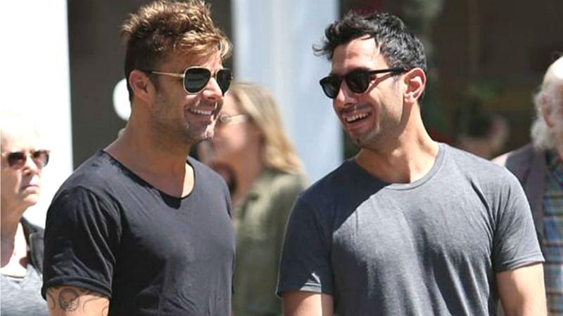 Ricky Martin ties knot with his long time partner Jwan Yosef