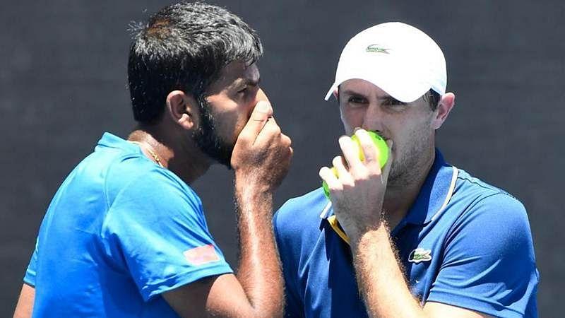 Australian Open 2018: Rohan Bopanna, Divij Sharan lose in men's doubles