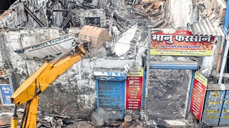 Mumbai Saki Naka Farsan shop fire: Defunct electric circuit is cause of fire, says probe report