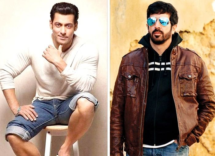 OMG! Salman Khan and Kabir Khan friends no more; this is the reason why