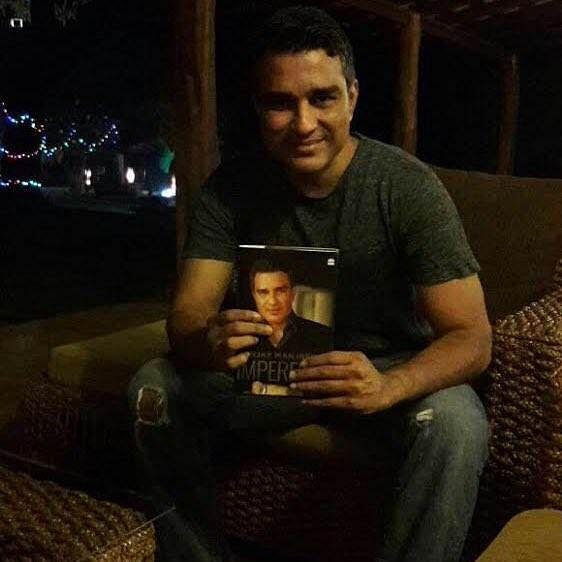 <strong>Pic courtesy: Sanjay Manjrekar/Twitter</strong>