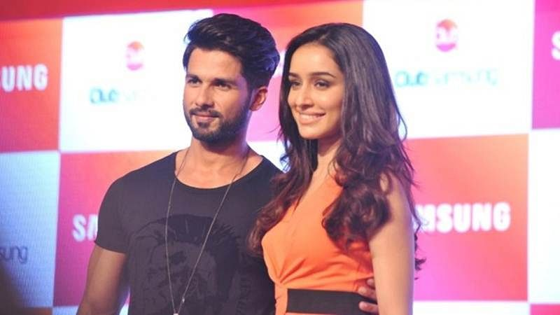 Confirmed! Shahid Kapoor and Shraddha Kapoor to reunite for 'Batti Gul Meter Chalu', film releases August 31