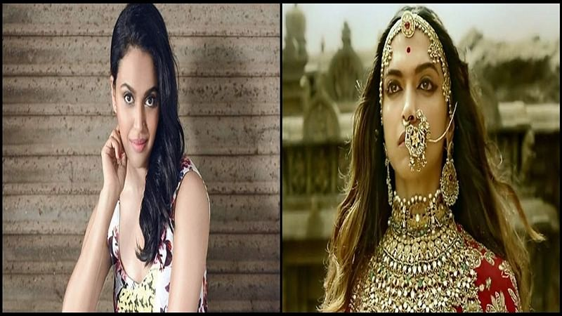 Swara Bhaskar writes open letter on Sanjay Leela Bhansali's Padmaavat, this is how Bollywood reacts