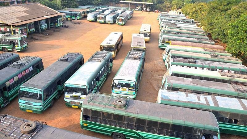 Bhopal: Over 50,000 hassled as city buses ply 4 hours late