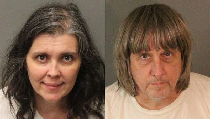 Torture probe launched after 13 siblings held captive by couple in US home