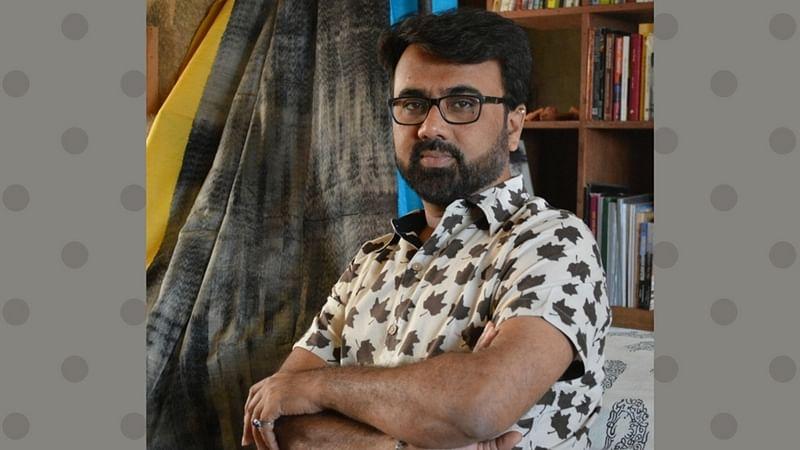 Designer Vinay Narkar