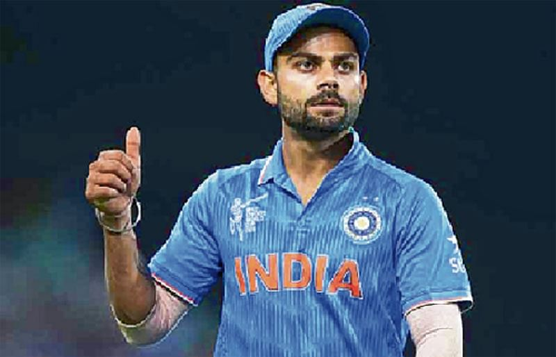 Virat finishes 2nd, Cook climbs to 8th spot in ICC Test rankings