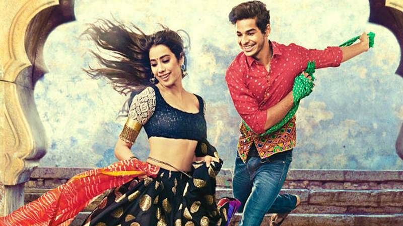 Dhadak box-office collection: Ishaan-Janhvi's film breaches Rs 100 crore mark worldwide