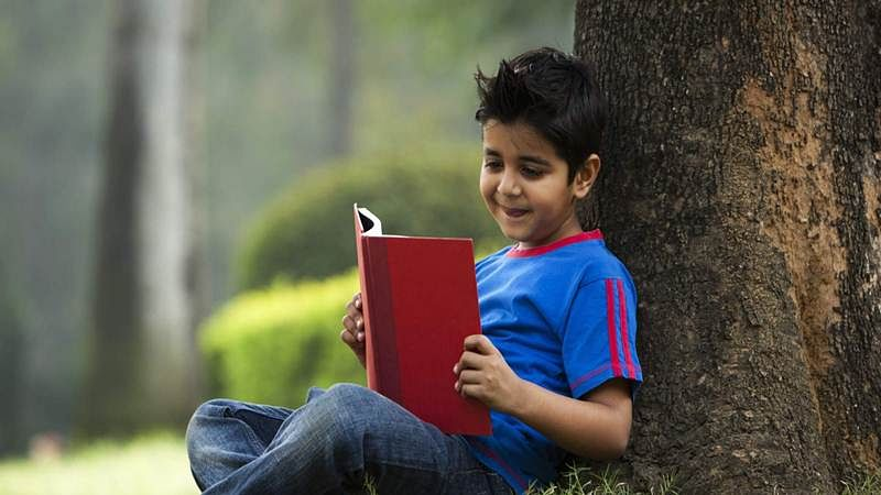 As children are 'booked' to reading, publishers can't be happier