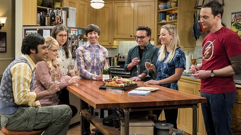 All is well between cast of The Big Bang Theory, asserts Kevin Sussman