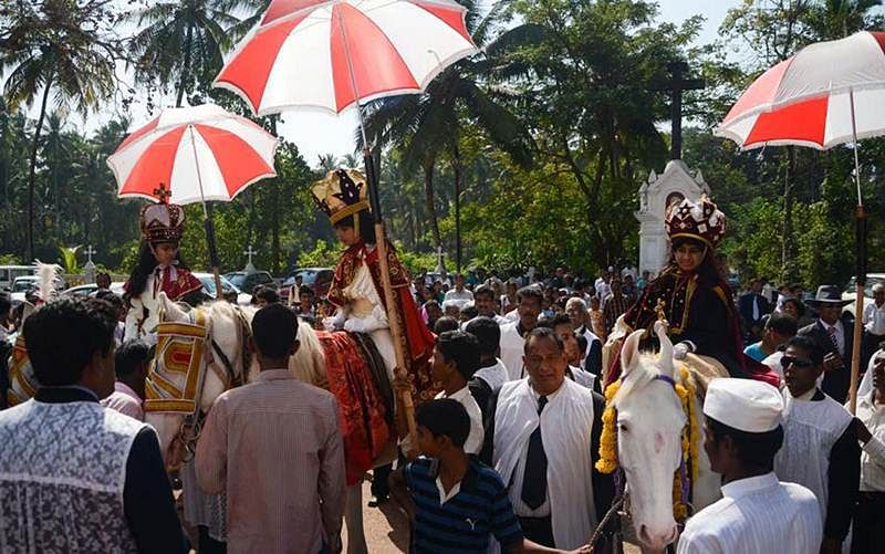 How this Goa chapel hosts Three Kings every year
