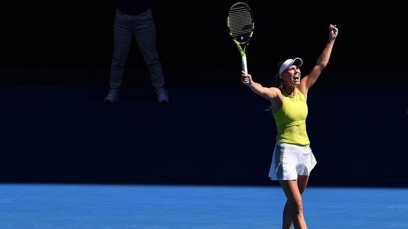Australian Open 2018: Wozniacki, Svitolina survive scares as new star born
