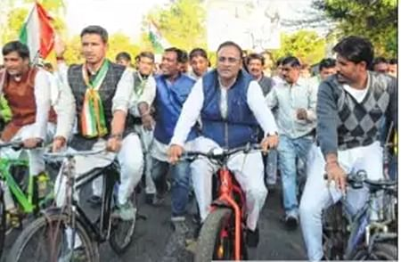 Bhopal: Cong Youth wing plans dharna, protest rallies to raise farmers' cause