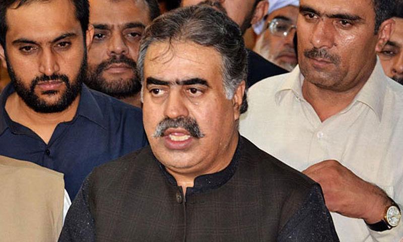 Balochistan CM Sanaullah Zehri resigns following Pak PM's advice