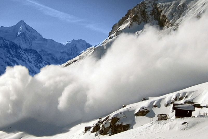 Jammu and Kashmir: 12-year-old girl among 2 killed in avalanche in Ramban district