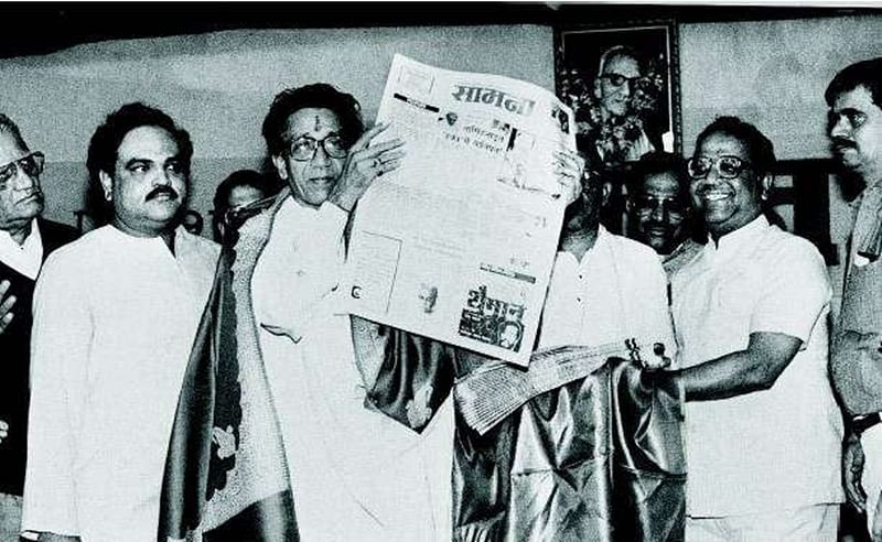 In pictures: The life and times of late Shiv Sena chief Balasaheb Thackeray