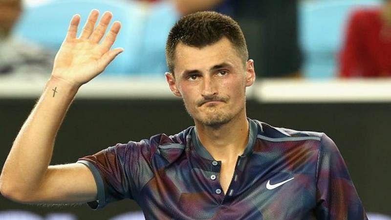 Australian Bernard Tomic has 'huge wake-up call', wants to return to tennis