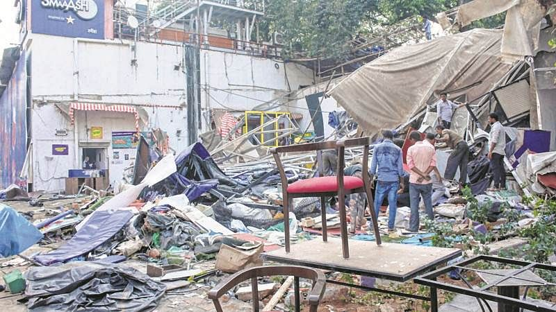 Kamala Mills Fire: Court discharges owners of  the compound