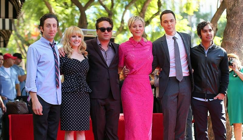 Ego clashes spell doom for 'The Big Bang Theory'