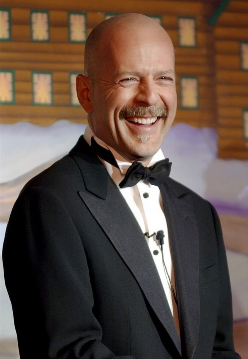 Bruce Willis says being a father is a major component