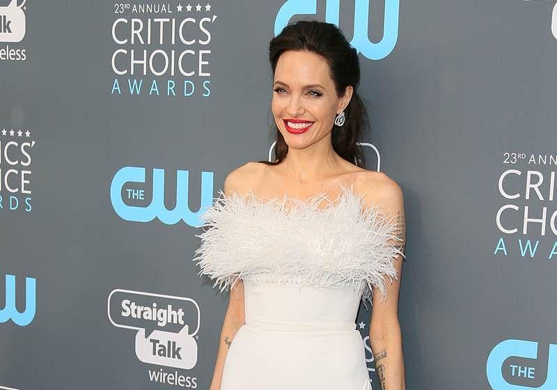 Is Angelina Jolie dating Cambodian filmmaker ?