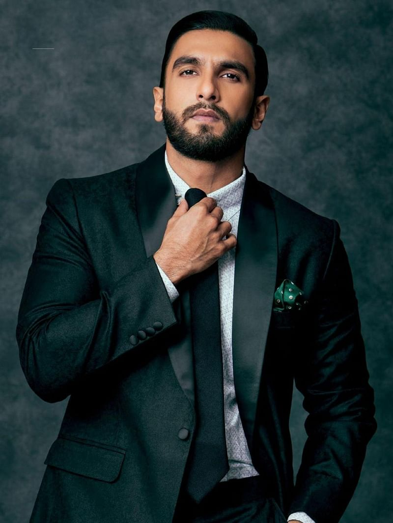 Padmaavat actor Ranveer Singh says, he put all his anger and anxiety in playing Alauddin Khilji