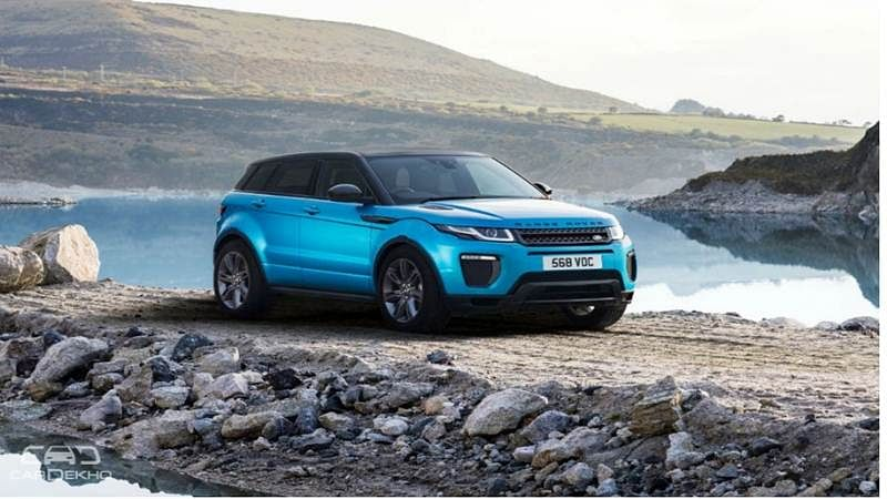 Range Rover Evoque Landmark Edition Launched At Rs 50.20 Lakh