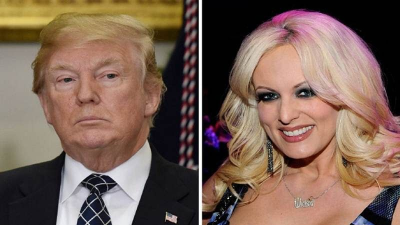 Stormy Daniels's claims absolutely 'inaccurate and incoherent', says White House